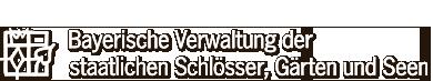 Bayerische Verwaltung der staatlichen Schloesser, Gaerten und Seen