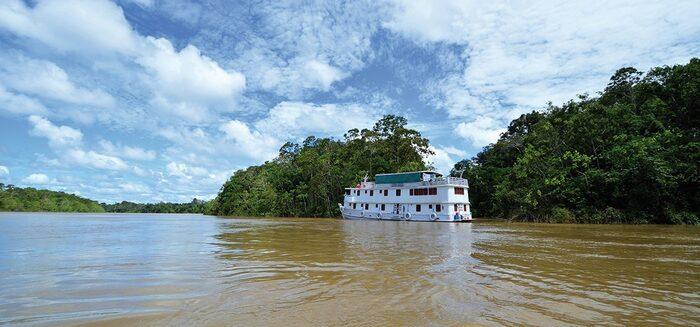 1.000 Meilen auf dem Amazonas durch Brasilien