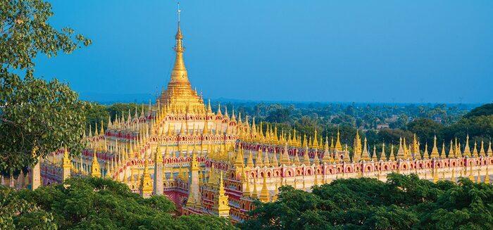 Wählen Sie Ihre Myanmar-Kreuzfahrt!