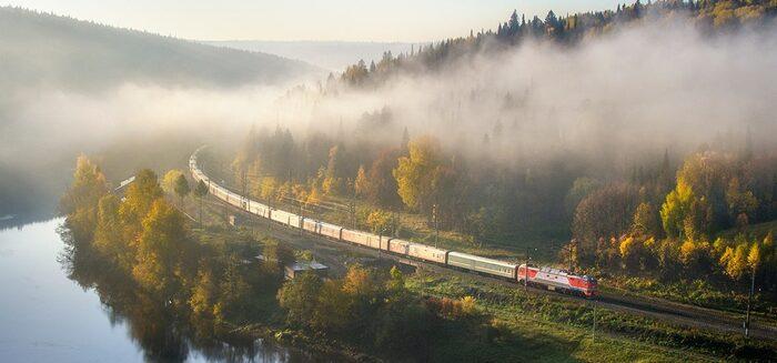 Transsib-Rarität: Im Zarengold-Wagen ab Wladiwostok