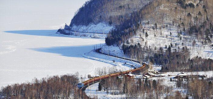 Transsib im Winter: Das Zarengold-Wintermärchen
