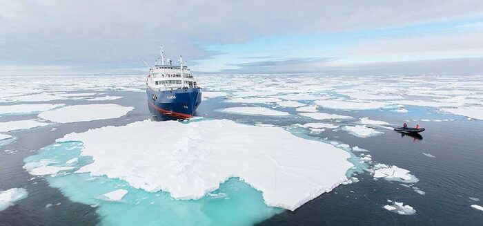 Spitzbergen – Im Reich der Eisbären