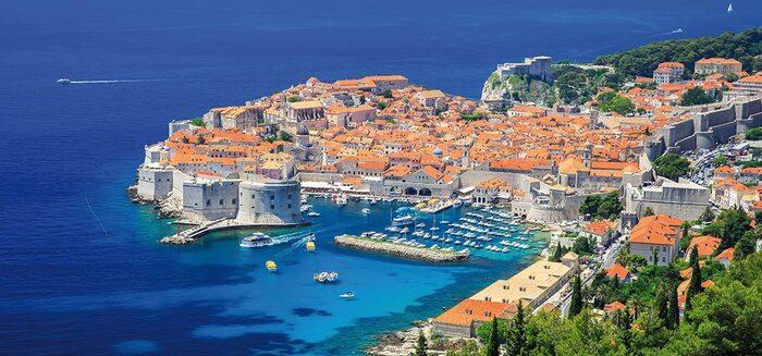 PK Adria-Kreuzfahrt zwischen Dubrovnik und Butrint