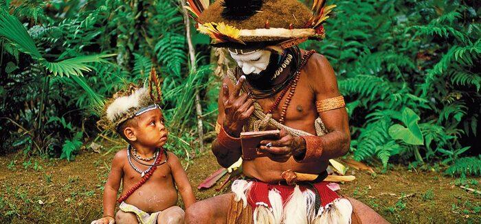 Neuguinea: Stammesfeste und Paradiesvögel