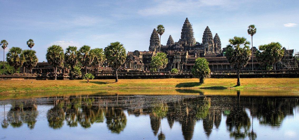 Vietnam und Kambodscha: Jahreswechsel auf dem Mekong