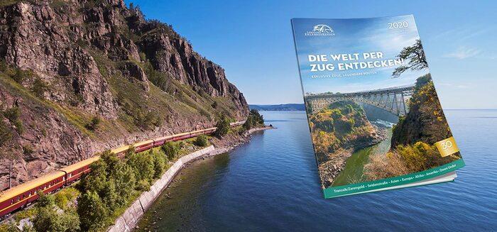 Die beliebten Zugreisen-Klassiker für 2020
